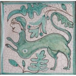 piastrella serie medievale